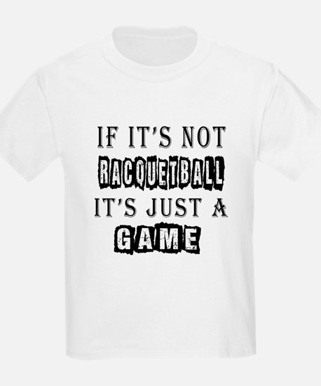 Racquetball Designs T-Shirt