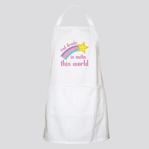 2nd Grade Outta This World Apron