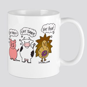 Eat Pizza! Mug