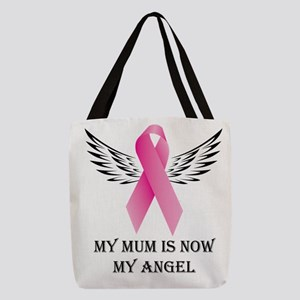 My Mum is now My Angel Polyester Tote Bag