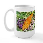Beautiful Butterfly Large Mug