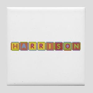 Harrison Foam Squares Tile Coaster