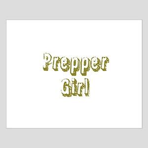 Prepper Girl Posters