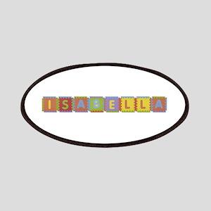Isabella Foam Squares Patch