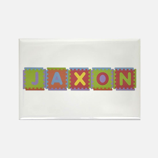 Jaxon Foam Squares Rectangle Magnet