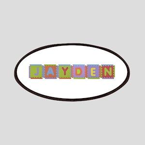 Jayden Foam Squares Patch
