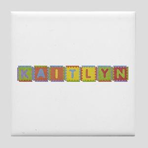 Kaitlyn Foam Squares Tile Coaster
