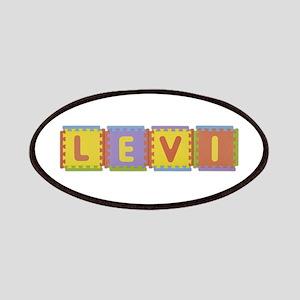 Levi Foam Squares Patch
