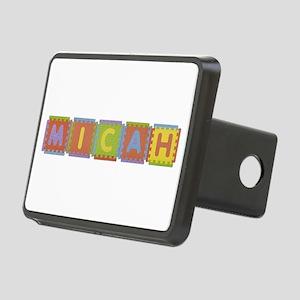 Micah Foam Squares Rectangular Hitch Cover