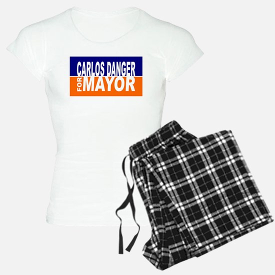 Carlos Danger for Mayor Pajamas