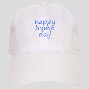 happy hump day blue Cap