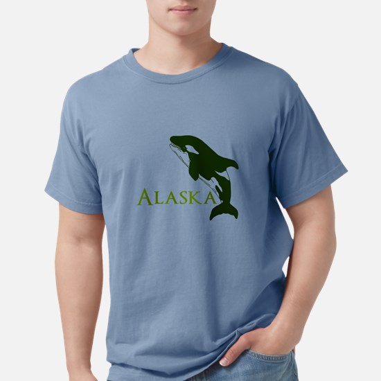 Cute Whale song Mens Comfort Colors Shirt