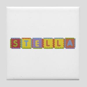 Stella Foam Squares Tile Coaster