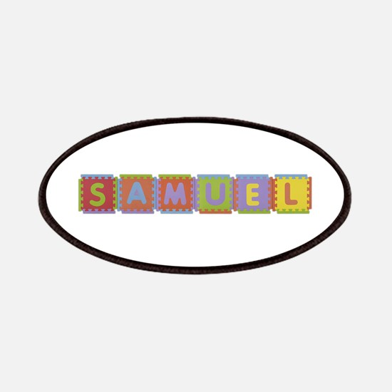 Samuel Foam Squares Patch