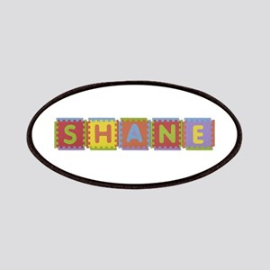 Shane Foam Squares Patch