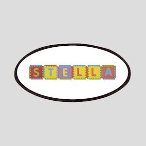 Stella Foam Squares Patch