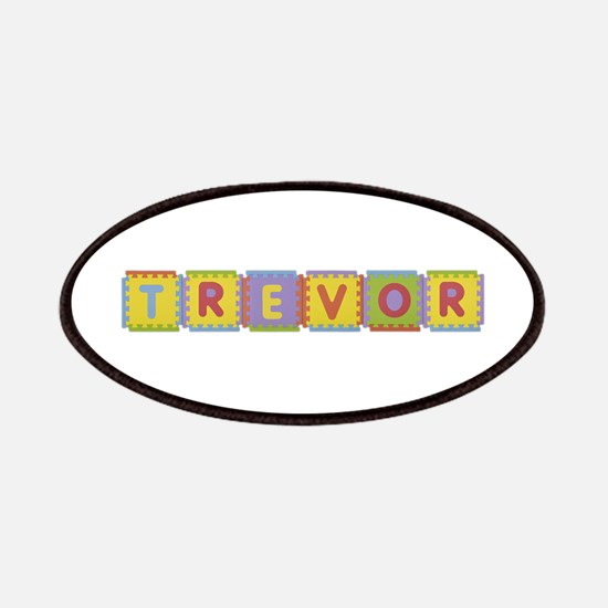 Trevor Foam Squares Patch