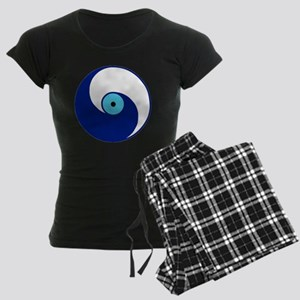 Taiji Eye Women's Dark Pajamas