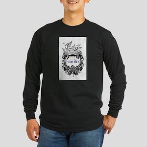 FREE BIRD Long Sleeve Dark T-Shirt