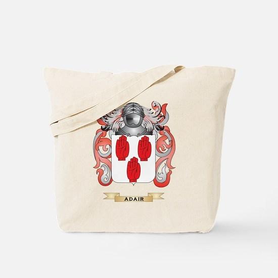 Adair Coat of Arms Tote Bag