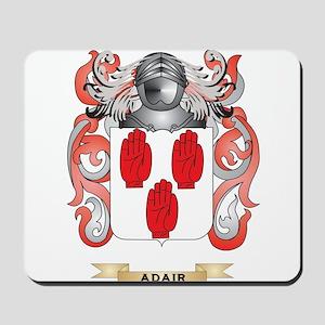 Adair Coat of Arms Mousepad