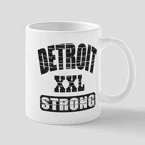 Detroit Strong Mug