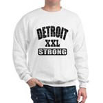 Detroit Strong Sweatshirt