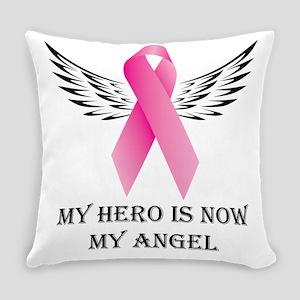 My Hero is now My Angel Everyday Pillow