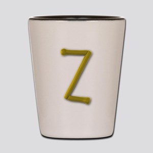 Z Play Clay Shot Glass