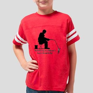 flyfishlight Youth Football Shirt