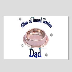 Glen of Imaal Dad Postcards (Package of 8)