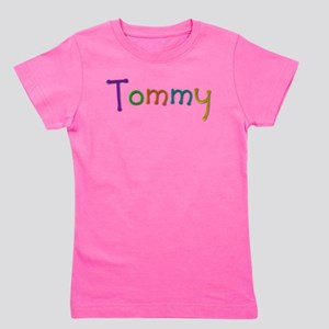 Tommy Play Clay Girl's Tee