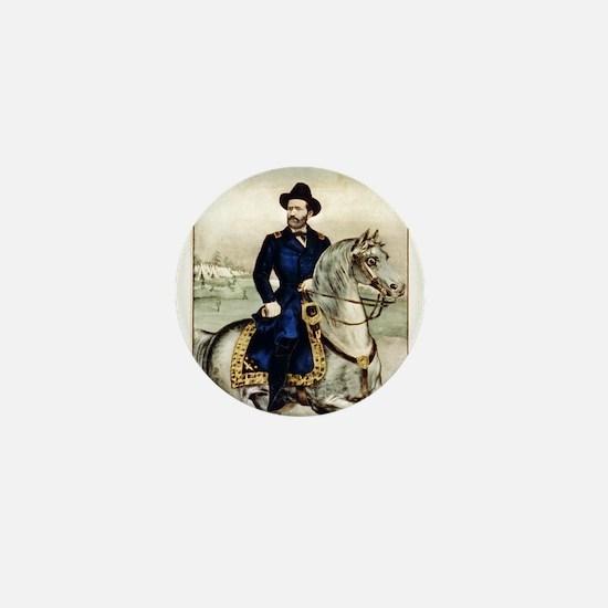 Lieut. Genl. Ulysses S. Grant 2 - 1907 Mini Button