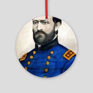 Lieut. Genl. Ulysses S. Grant - 1907 Round Ornamen