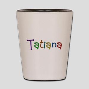 Tatiana Play Clay Shot Glass