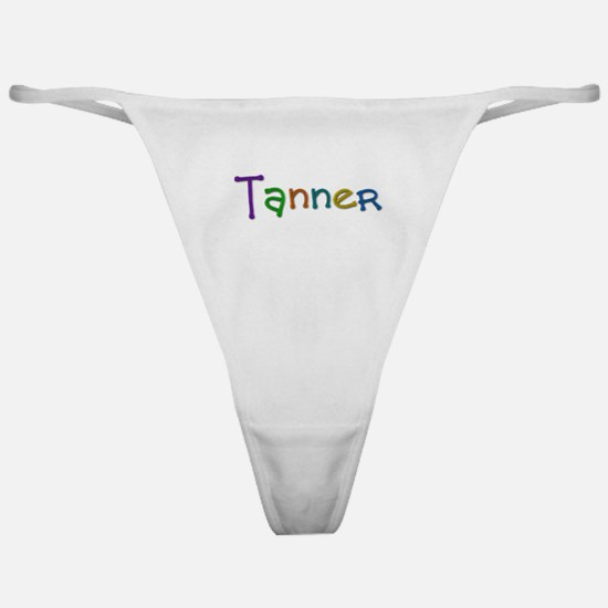 Tanner Play Clay Classic Thong