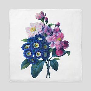 Redoute Bouquet Queen Duvet