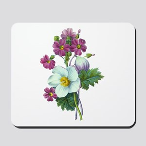 Redoute Bouquet Mousepad