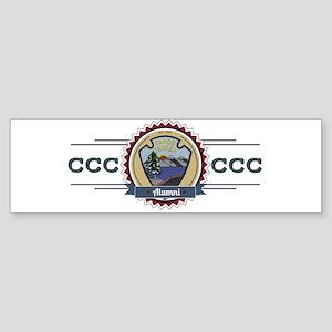 Tahoe Alumni Bumper Sticker