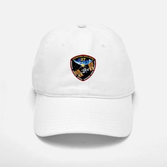 Expedition 27 Baseball Baseball Cap
