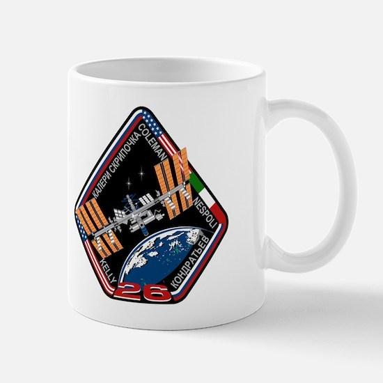 Expedition 26 Mug Mugs