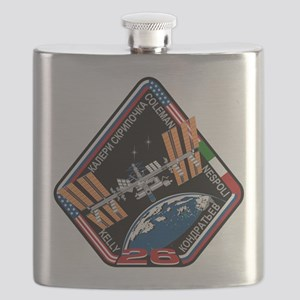 Expedition 26 Flask