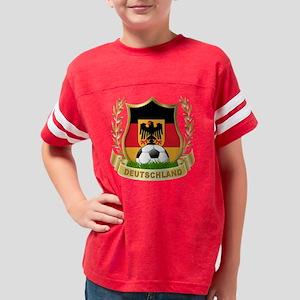 2-deutschland Youth Football Shirt