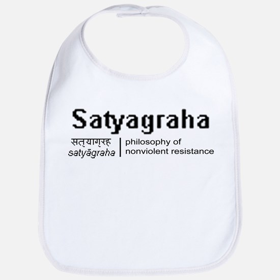 Satyagraha Bib