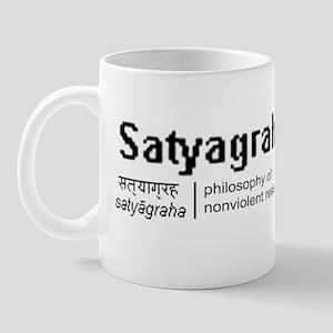 Satyagraha Mug
