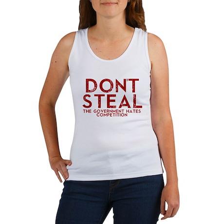 Dont Steal Women's Tank Top