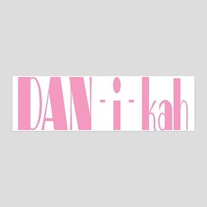 Danica Wall Decal