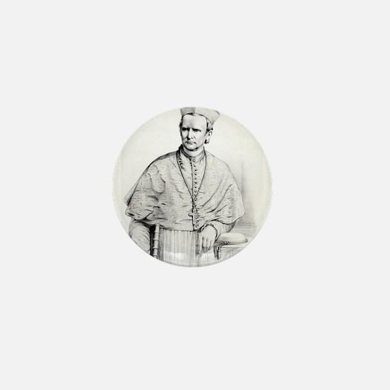 His eminence Cardinal McCloskey - 1875 Mini Button