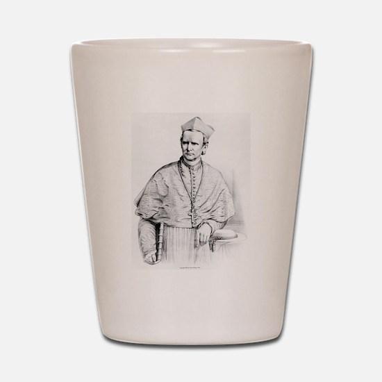 His eminence Cardinal McCloskey - 1875 Shot Glass