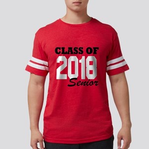 Class of 2018 Senior: Mens Football Shirt